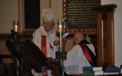 2013 – Commissioning Service