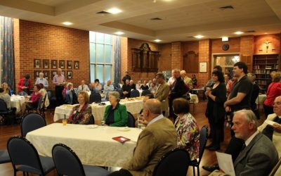 2013 – Bishop Renfrey Book Launch